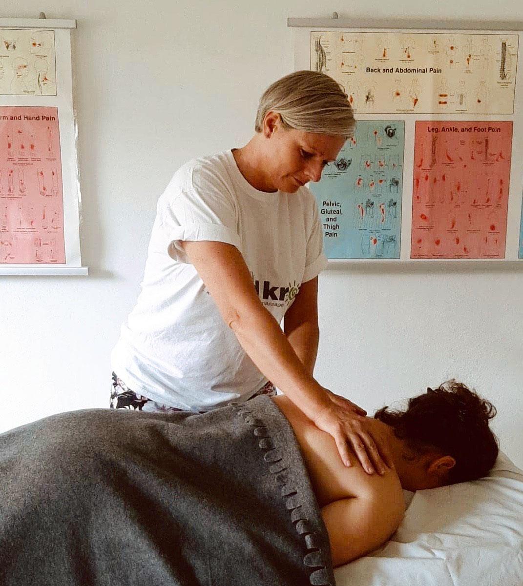 klinik sundkrop kranio sakral terapi og massage